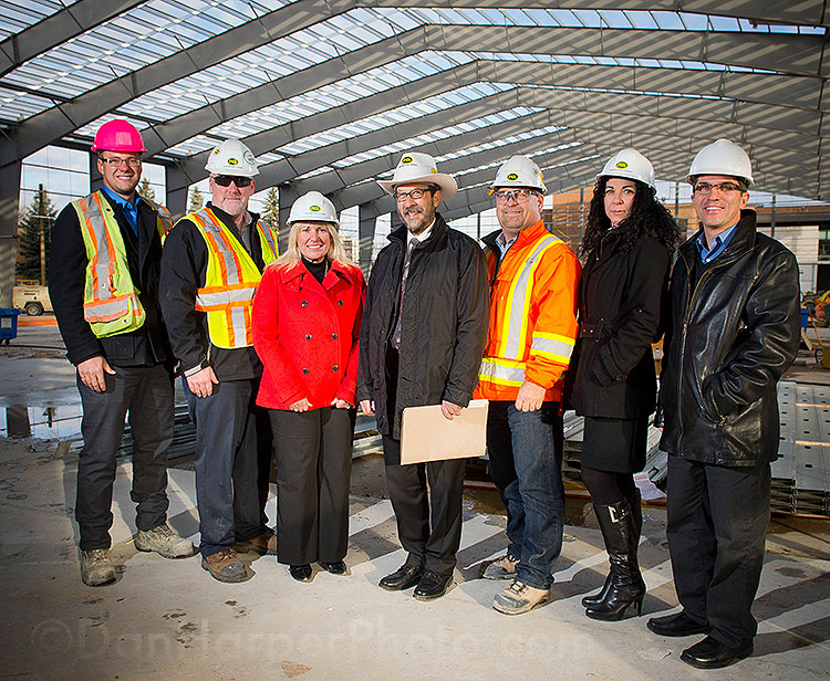Winnipeg Construction Association - group photo