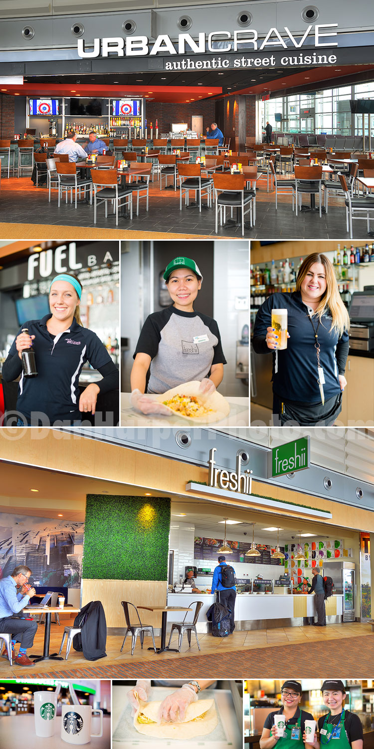 SSP Winnipeg Airport restaurants