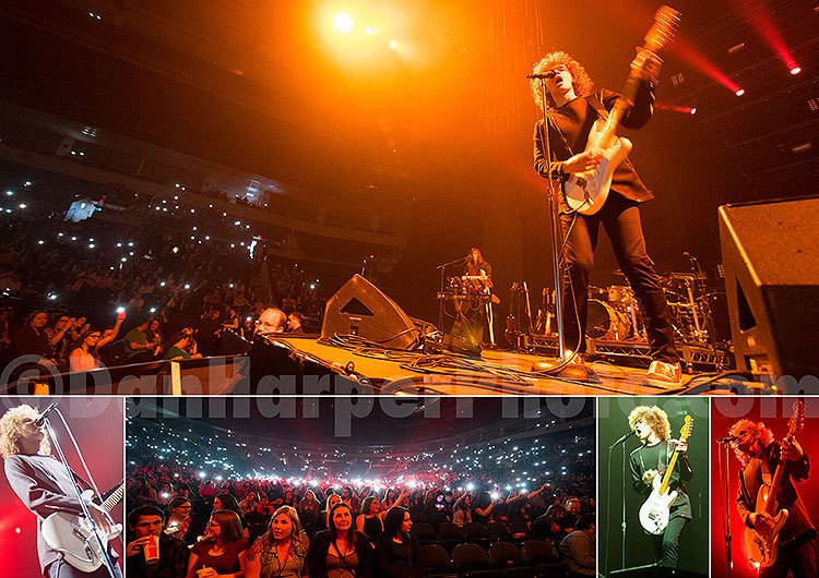 Francesco Yates @ The MTS Centre Winnipeg