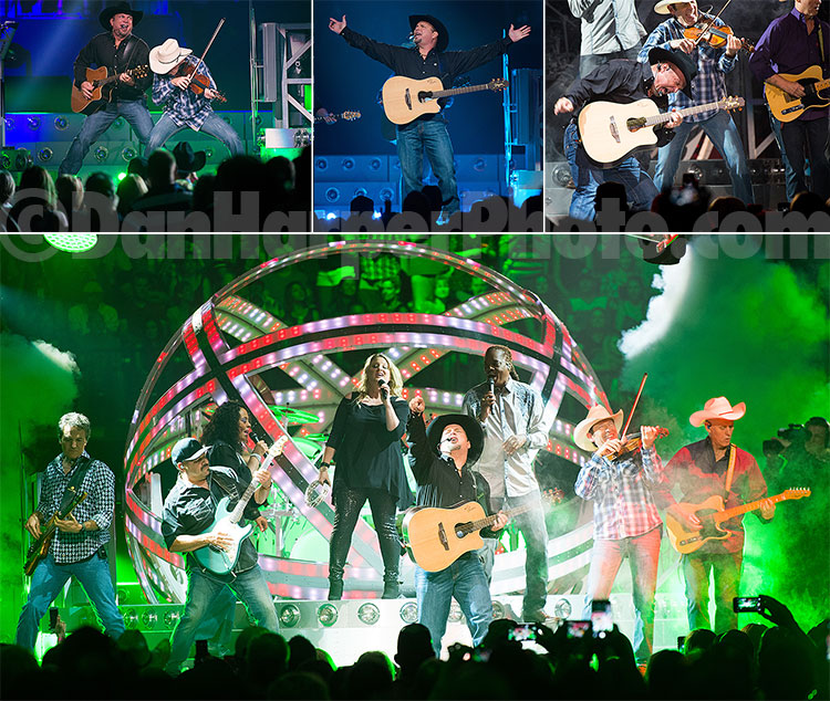 Garth Brooks Winnipeg @ The MTS Centre