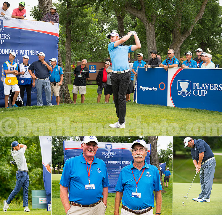 Player's Cup Golf Winnipeg 2016