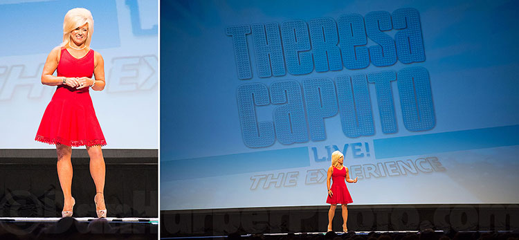 Theresa Caputo Winnipeg