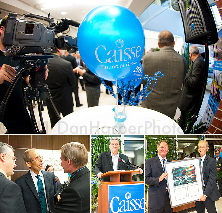 Caisse Provencher opening